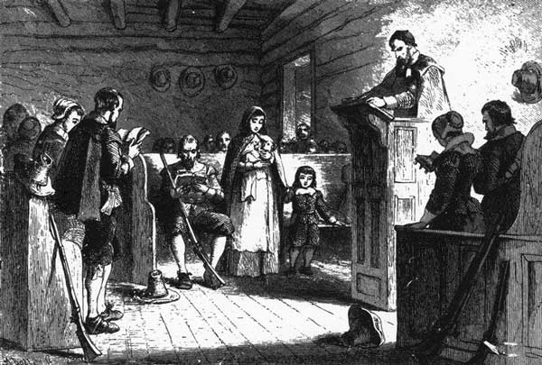 puritans worship in newly built churches.jpg